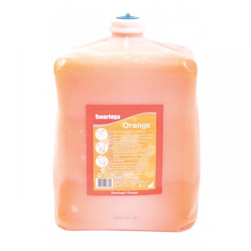 Deb SWARFEGA Orange WASH