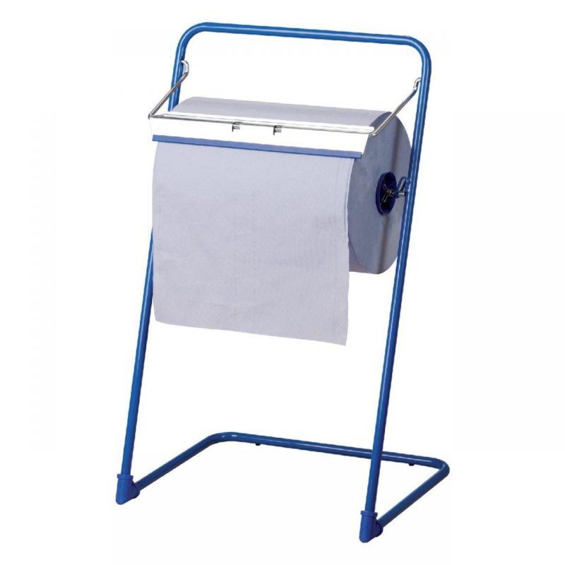 Bodenständer für Putzpapierrollen