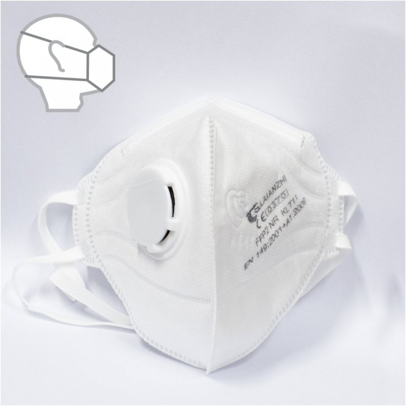 FFP2 V Schutzmaske