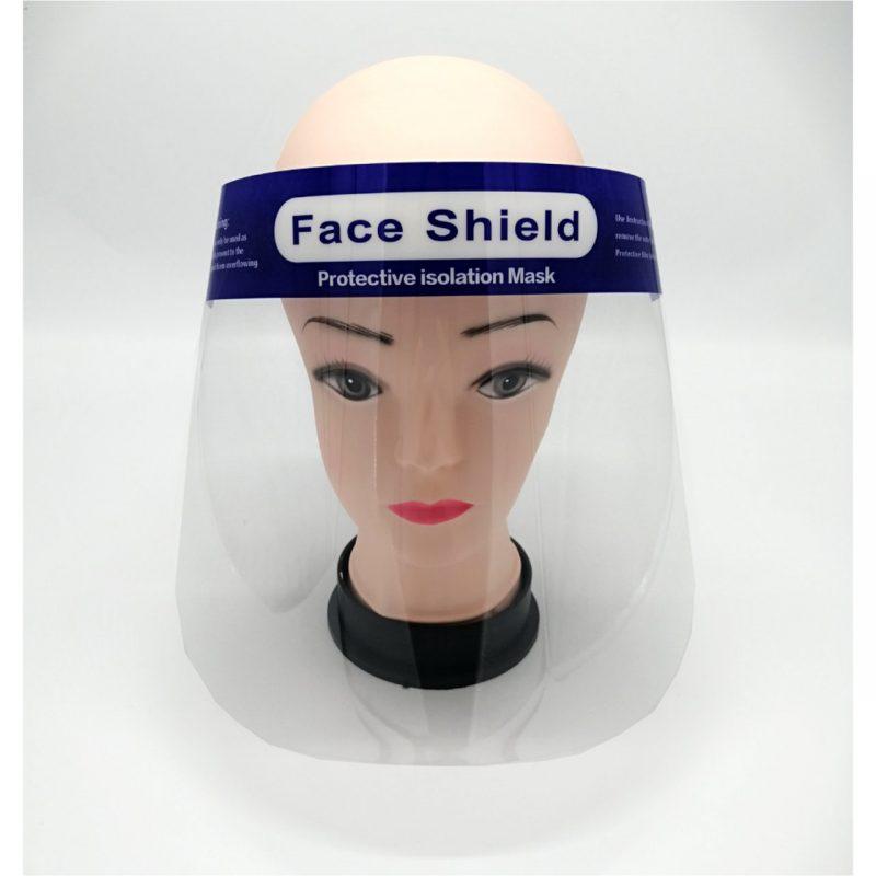 Schutzvisier Gesichtsschutz